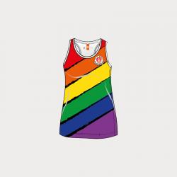 Tanktop Rainbow Frauen